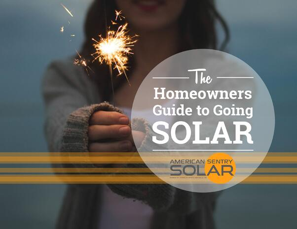 The homeowners guide to going solar